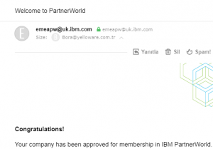 Welcome to IBM PartnerWorld – Blog
